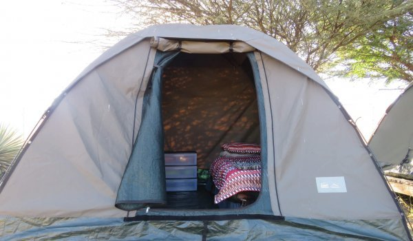 Wildlife Research Africa camp